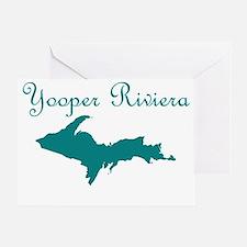 New_Turquoise_Yooper_Riviera.gif Greeting Card