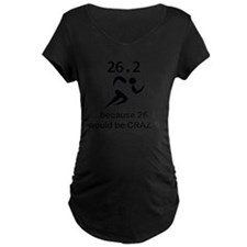263 Would Be Crazy Black T-Shirt