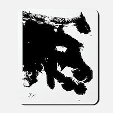 dragon by Jett panel print Mousepad