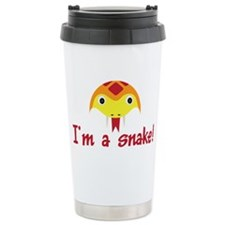 Im a snake Travel Mug