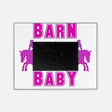 Barnbabyjumpgirl Picture Frame