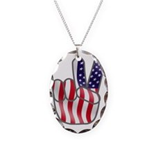 peace flag.gif Necklace