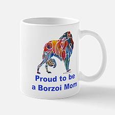 Love My Borzoi Quotes Mug