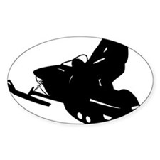 snowmobile01 Decal