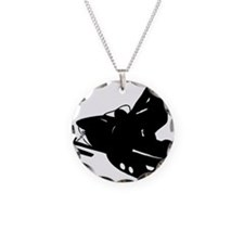snowmobile01 Necklace