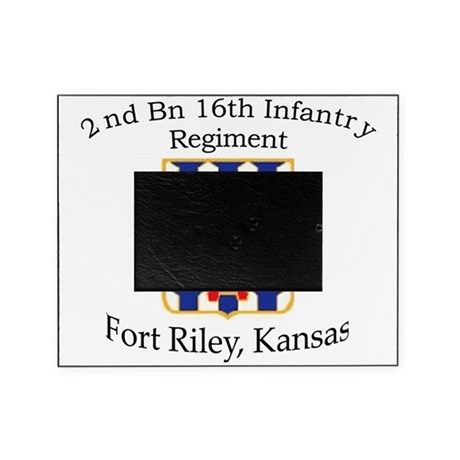 2nd Bn 16th Infantry Picture Frame