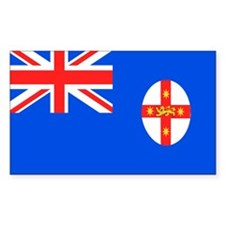 New South Wales Rectangle Decal