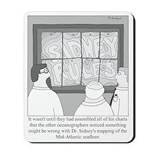 Sidney Rules Mousepad