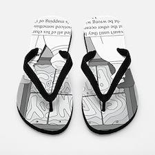 Sidney Rules Flip Flops