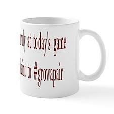 GrowapairRED Mug