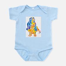 Bassett Hound Gifts Infant Bodysuit