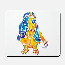 Bassett Hound Gifts Mousepad