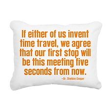 bigbangtheory-invent-tim Rectangular Canvas Pillow