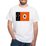 Australia Northern Territory White T-Shirt