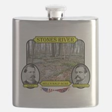 Stones River-Hells Half-Acre Flask
