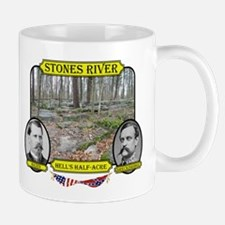 Stones River-Hells Half-Acre Mugs