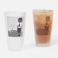 Fly in My Soup - no text Drinking Glass