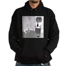 Fly in My Soup - no text Hoodie