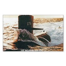 billfish greeting card Decal