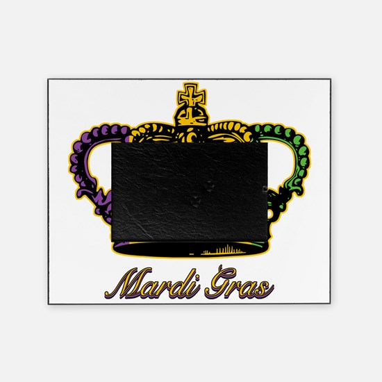MardiGrasFCrown4tyTR Picture Frame