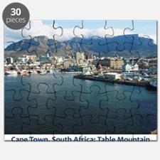 Table Mountain Title Puzzle