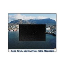 Table Mountain Title Picture Frame