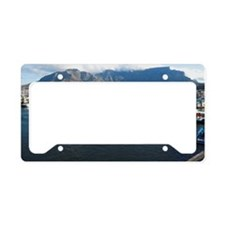 Table Mountain Title License Plate Holder