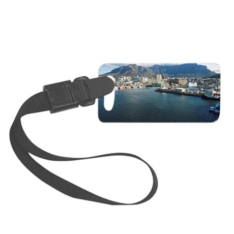 Table Mountain Title Small Luggage Tag