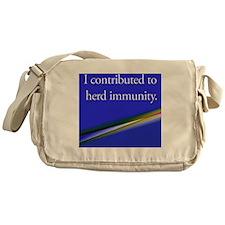 herdimmunity Messenger Bag