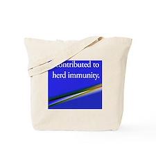 herdimmunity Tote Bag