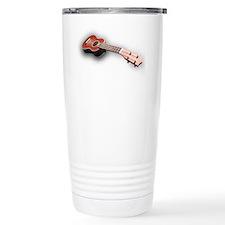 uke and me lt Travel Coffee Mug