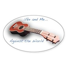 uke and me Decal