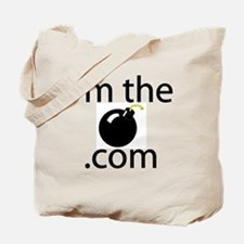 Im the Bomb Dot Com Tote Bag