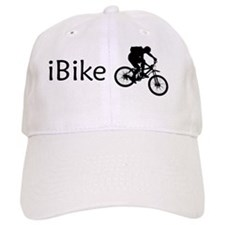 iBike Shirt Baseball Cap