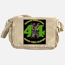 north west black Messenger Bag