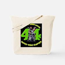 north west black Tote Bag