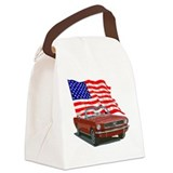 Ford mustang Canvas Lunch Bag