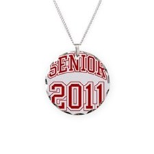 Senior of 2011 red Necklace