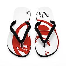 Virgo Flip Flops
