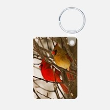 cardinals2poster Keychains