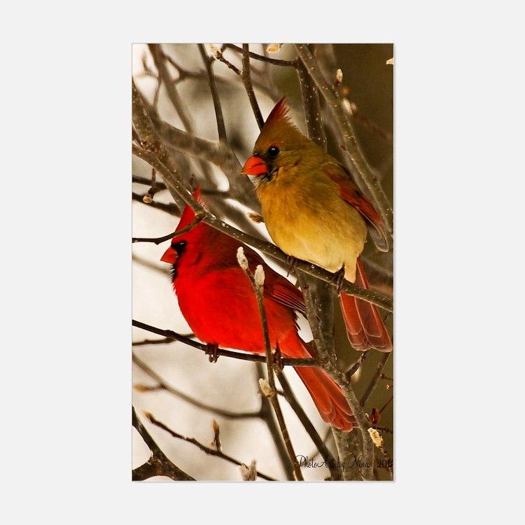 cardinals2poster Decal