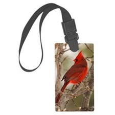 cardinal1pster Luggage Tag