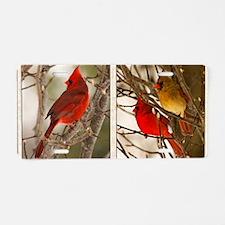 cardinalstwopics Aluminum License Plate