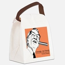tommyshirt1.png Canvas Lunch Bag