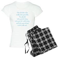 fatedecides3 Pajamas