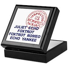 JEFFREY BACK Keepsake Box