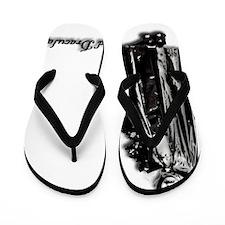 Kid Dracula Flip Flops