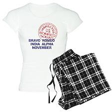 BRIAN BACK Pajamas