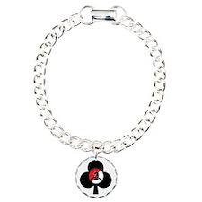 Blackhorse Club Charm Bracelet, One Charm