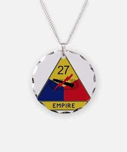 27th Armored Division - Empi Necklace